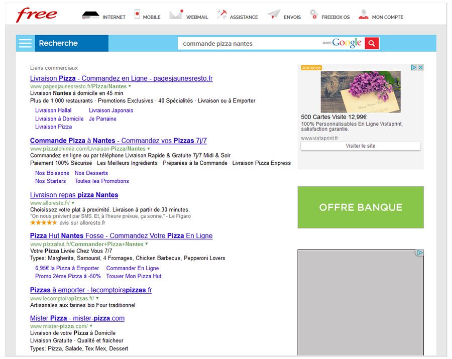 barre-free-site-partenaire-reseau-recherche-google-resultat-annonce