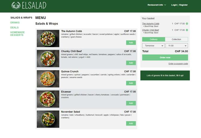 commande-en-ligne-restaurant-elsalad-genève-suisse