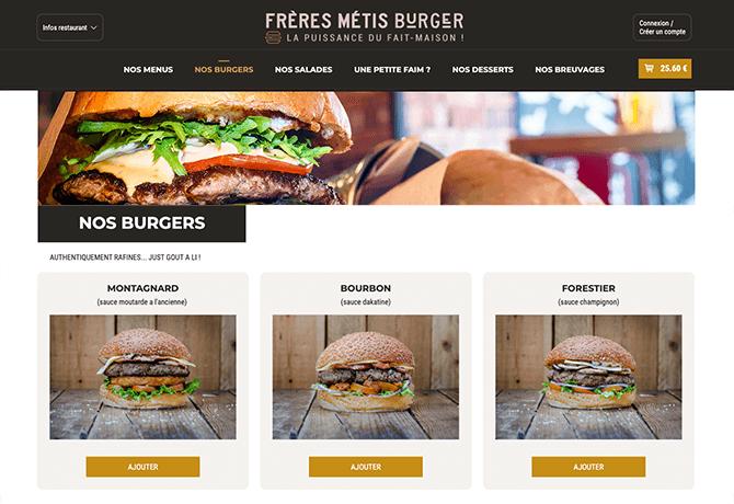 Les-Frères-Métis-Burgers-livepepper-commande-en-ligne-restaurant