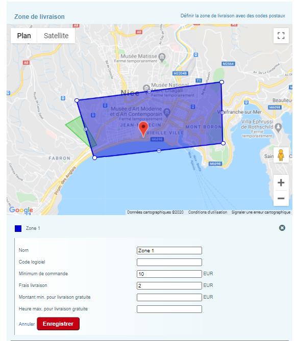 livraison-google-maps-livepepper-commande-en-ligne-restaurant