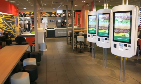 An Ordering Kiosk For Your Restaurant Livepepper