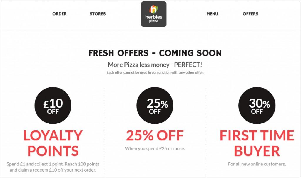 online-ordering-website-promotions-first-buyer-herbies-pizza
